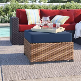 waterbury-ottoman-with-cushion Wicker Ottomans and Rattan Ottomans