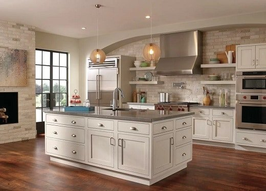 Beach-Themed-Kitchen-Decor-by-Wayfair-in-Kitchens Beach Kitchen Decor and Coastal Kitchen Decor