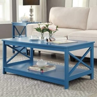 Coastal-Coffee-Tables Beach Decor and Coastal Decor