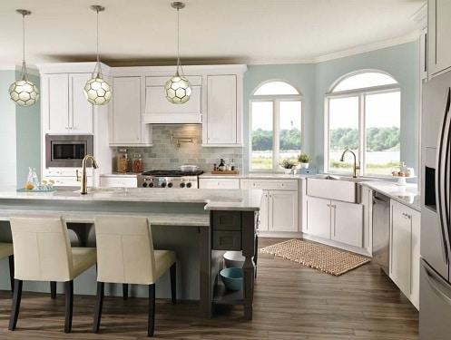 Coastal-Kitchen-Decor-by-Wayfair-in-Kitchens Beach Kitchen Decor and Coastal Kitchen Decor