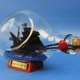 Ship In A Bottle Kits & Ship In A Bottle Decor