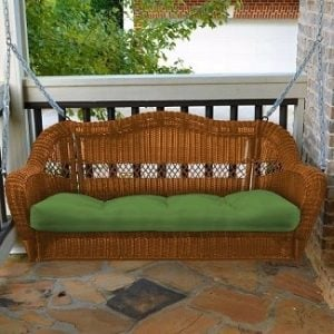 Wicker Swings and Wicker Porch Swings