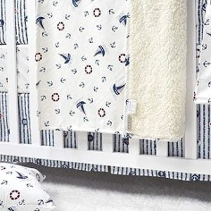 Anchor Crib Bedding Sets