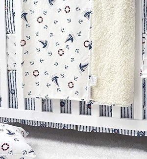Anchor Crib Bedding Sets
