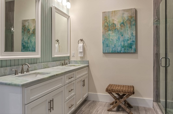 Romar-Cottage-The-Cottages-at-Romar-Lot-18-by-Erin-E-Kaiser-Kaiser-Real-Estate-Sales-Inc 50+ Beach Cottage Bathroom Ideas