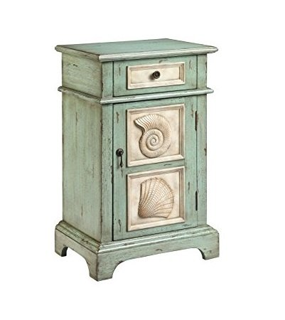 Stein-World-Hastings-Chairside-Table 100+ Coastal End Tables and Beach End Tables