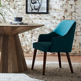 Coastal Dining Accent Chairs & Beach Dining Accent Chairs