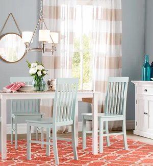 Coastal Dining Room Furniture