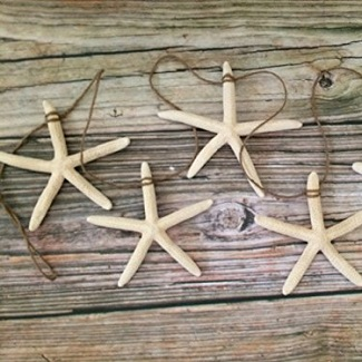 beach-garlands-starfish-garlands Beach Christmas Decor and Nautical Christmas Decor 2020