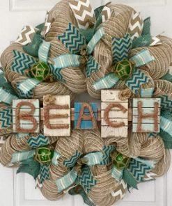 Beach Wreaths and Coastal Wreaths