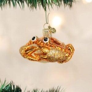 Crab Ornaments
