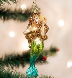 Mermaid Ornaments