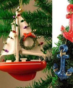 Nautical Christmas Decor