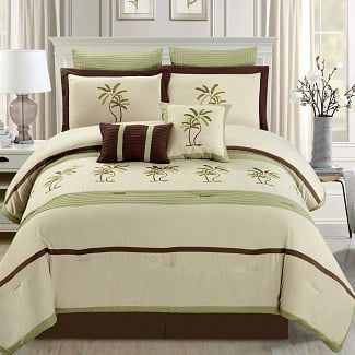100 Palm Tree Bedding Sets Comforters Quilts Duvet Covers