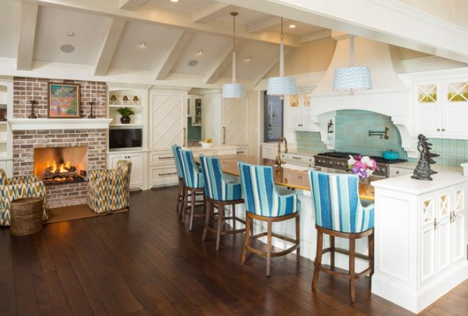 Bartan-Project-by-Lappin-Lighting 65 Beach Themed Kitchen Ideas