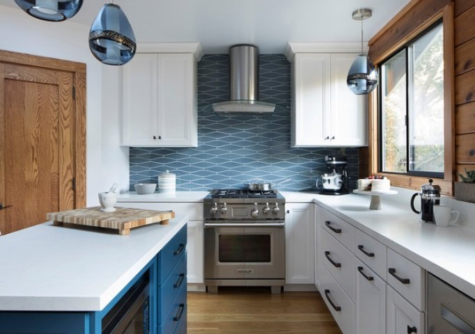 Belmont-Full-House-Remodel-by-Bruce-Construction 65 Beach Themed Kitchen Ideas