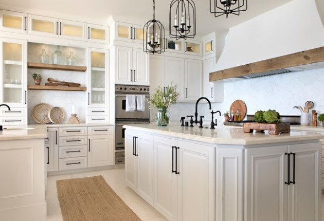 Coastal-Mediterranean-Carlsbad-by-Intimate-Living-Interiors 65 Beach Themed Kitchen Ideas
