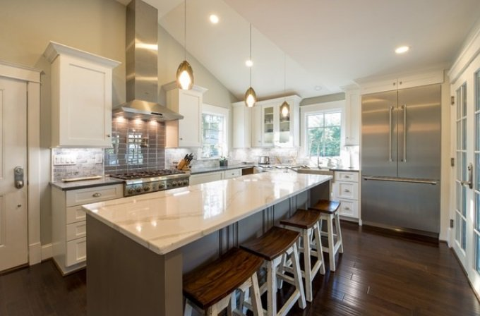 Kitchen-by-Nugent-Design-Build-LLC 65 Beach Themed Kitchen Ideas