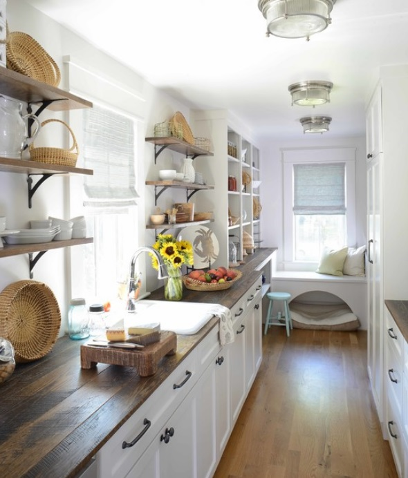 Reclaimed-Sullivans-Island-Cottage-by-Herlong-Associates-Architects-Interiors 65 Beach Themed Kitchen Ideas