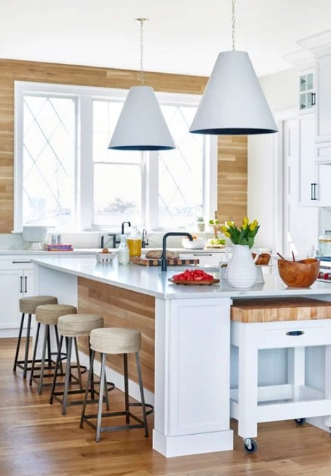 Seaside-Sophistication-by-Toledo-Geller 65 Beach Themed Kitchen Ideas