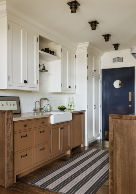 The-Doheny-Penthouse-by-Osinoff-General-Contractors 65 Beach Themed Kitchen Ideas