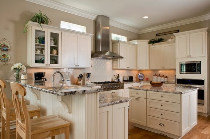 Tidewater-Plantation-Home-South-Island-by-Babb-Custom-Homes 65 Beach Themed Kitchen Ideas