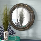 alie-traditional-beveled-distressed-accent-mirror Porthole Themed Mirrors