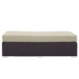 brentwood-rectangle-ottoman-with-cushion 50+ Wicker Ottomans and Rattan Ottomans
