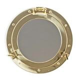 damato-porthole-accent-mirror Porthole Themed Mirrors