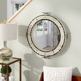 mcmillen-coastal-wall-mirror 100+ Porthole Themed Mirrors For Nautical Homes For 2020