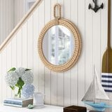 mcnary-accent-mirror 100+ Porthole Themed Mirrors For Nautical Homes For 2020