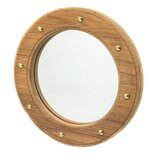 porthole-wall-mirror-2 Porthole Themed Mirrors