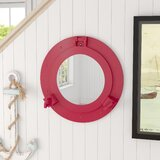 ship-porthole-traditional-accent-mirror 100+ Porthole Themed Mirrors For Nautical Homes For 2020