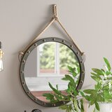 wall-mirror 100+ Porthole Themed Mirrors For Nautical Homes For 2020