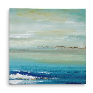 27DistantHorizDetailII27-WrappedCanvasPaintingPrint Beach Paintings & Coastal Paintings