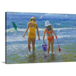 27GoneFishing27PaintingonCanvas Beach Paintings & Coastal Paintings