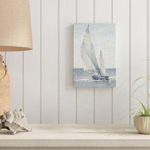 27GraySeasI27PaintingonCanvas Beach Paintings & Coastal Paintings