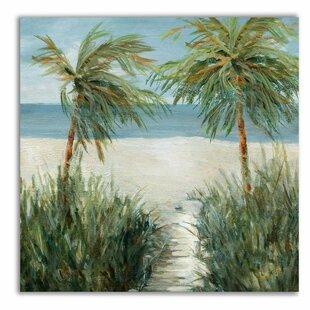 27SandyBeachwalk27Painting Beach Paintings & Coastal Paintings