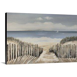 27SeascapeEscape27PaintingonCanvas Beach Paintings & Coastal Paintings