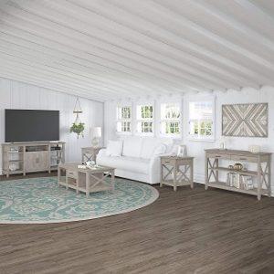 Coastal Living Room Table Sets