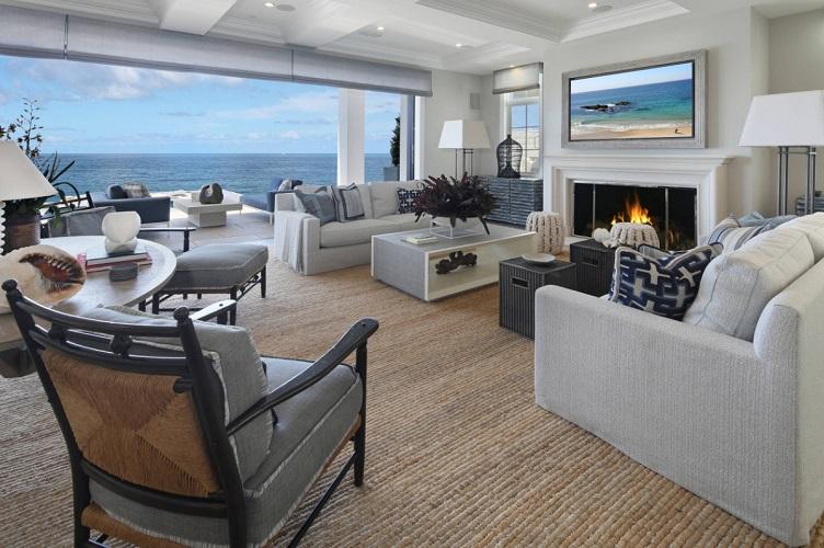 33-Beachview-Dana-Point-by-Jeri-Koegel-Photography 101 Beach Themed Living Room Ideas