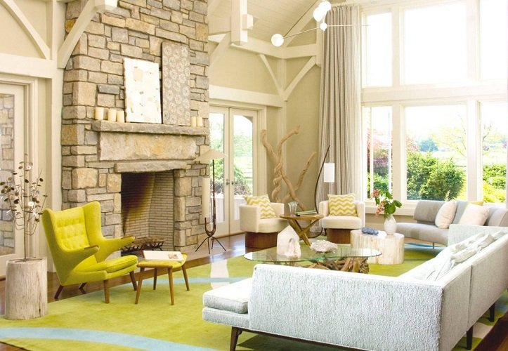 Beach-House-Bridgehampton-by-Amy-Lau-Design 101 Beach Themed Living Room Ideas