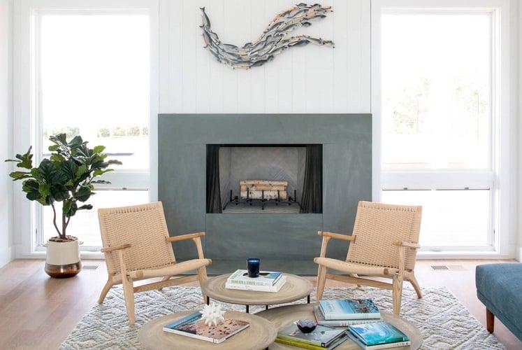 Beach-Themed-Living-Room 101 Beach Themed Living Room Ideas