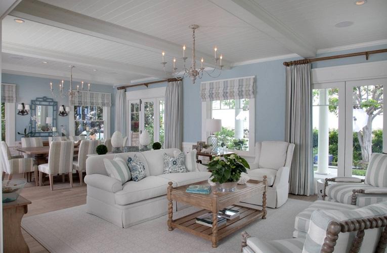 Coronado-Beach-House-Renovation-by-Kim-Grant-Design-Inc 101 Beach Themed Living Room Ideas
