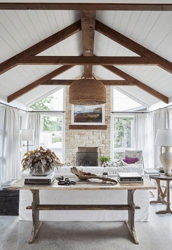 Cuervo-Paluxy-Ranch-New-Addition-by-Jan-Jones-LLC 101 Beach Themed Living Room Ideas