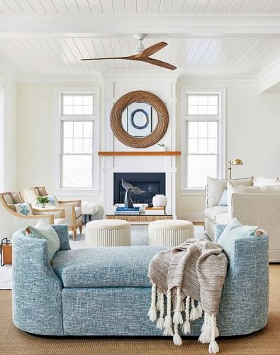 Seaside-Sophistication-by-Toledo-Geller 101 Beach Themed Living Room Ideas