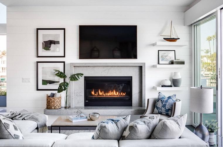 Spinnaker-Bay-by-Three-Salt-Design-Co. 101 Beach Themed Living Room Ideas