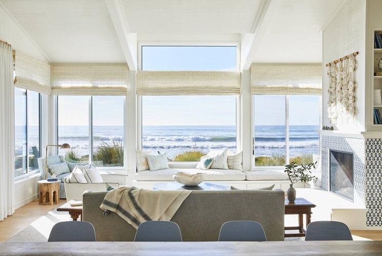 Stinson-Beach-House-by-Lauren-Nelson-Design 101 Beach Themed Living Room Ideas