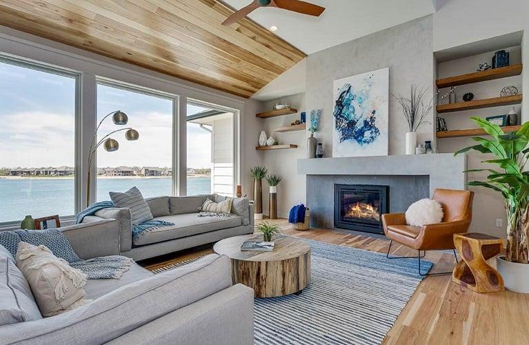 Summerset-Plan-by-Craig-Sharp-Homes-Inc. 101 Beach Themed Living Room Ideas