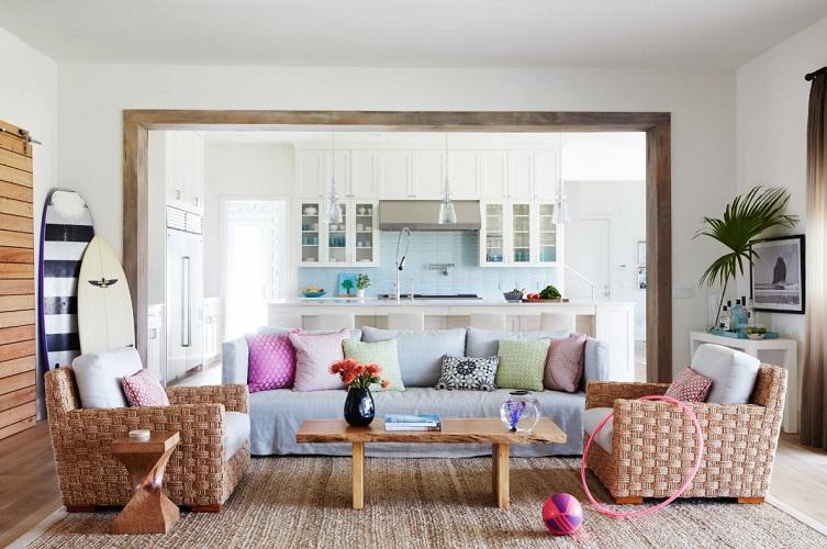 Surf-Shack-by-Andrew-Howard-Interior-Design 101 Beach Themed Living Room Ideas